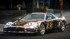 Acura NSX GST-U S8