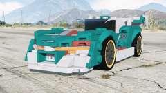 McLaren Senna LEGO (P15) 2019〡add-on pour GTA 5