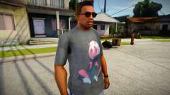 Eoto Shirt For CJ Original für GTA San Andreas