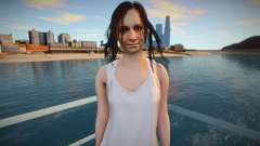 Mia Winters from Resident Evil 7 pour GTA San Andreas