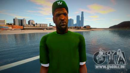 Improved Sweet pour GTA San Andreas