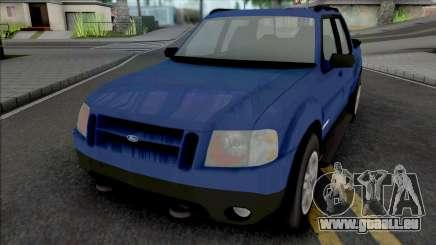 Ford Explorer Sport Trac 2002 pour GTA San Andreas