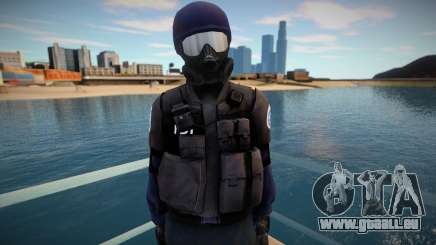 Improved swat pour GTA San Andreas