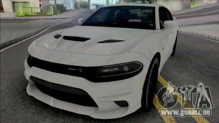 Dodge Charger 2018 Lowpoly pour GTA San Andreas