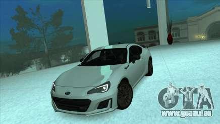 Subaru BRZ tS Coupe für GTA San Andreas