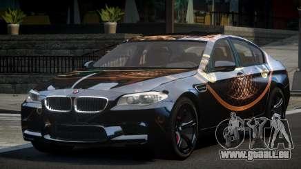 BMW M5 F10 US L2 pour GTA 4
