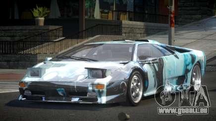 Lamborghini Diablo SP-U S9 pour GTA 4