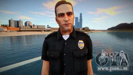Nouveau flic pour GTA San Andreas