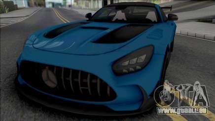 Mercedes-AMG GT Black Series 2020 für GTA San Andreas