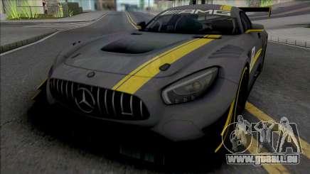Mercedes-AMG GT3 [HQ] für GTA San Andreas
