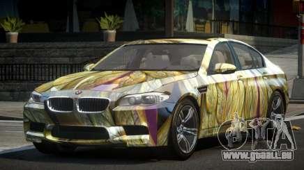 BMW M5 F10 US L4 pour GTA 4