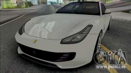 Ferrari GTC4Lusso (SA Plate) für GTA San Andreas