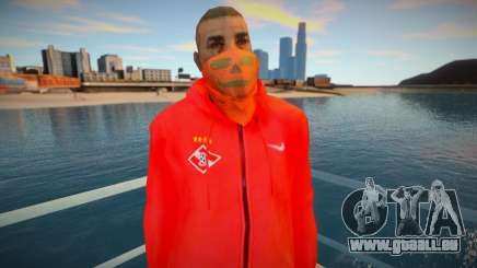 Cesar Vialpando un fan de Spartacus pour GTA San Andreas