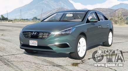 Hyundai Sonata (LF) 2015 pour GTA 5