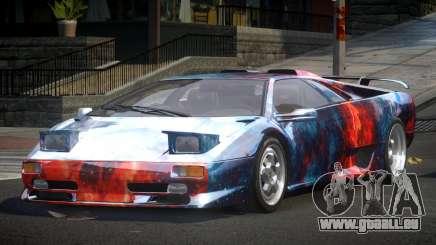 Lamborghini Diablo SP-U S5 pour GTA 4