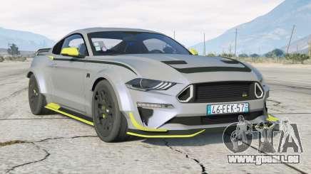 Ford Mustang RTR Spec 5 2018〡add-on für GTA 5