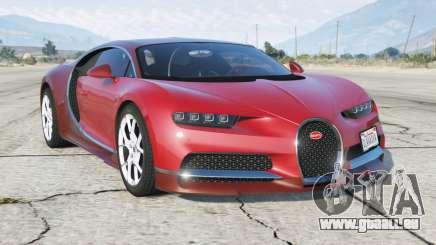 Bugatti Chiron 2016 v2.0 pour GTA 5