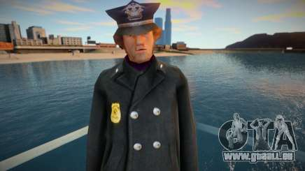 Cop Skin From Driver Parallel Lines v1 pour GTA San Andreas