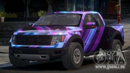 Ford F150 SP-U S3 pour GTA 4