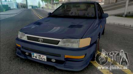 Toyota Corolla AE100 [IVF] pour GTA San Andreas
