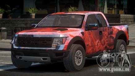 Ford F150 SP-U S4 pour GTA 4
