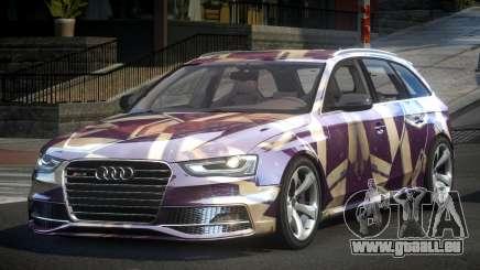 Audi B9 RS4 S2 für GTA 4