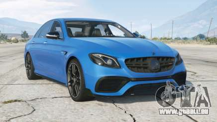 Mercedes-AMG E 63 S (W213) 2017〡TopCar〡add-on pour GTA 5