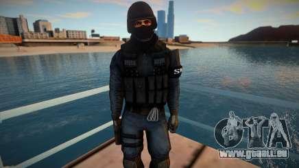 Nouveau swat pour GTA San Andreas
