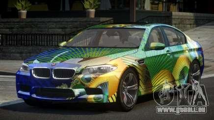 BMW M5 F10 US L7 pour GTA 4