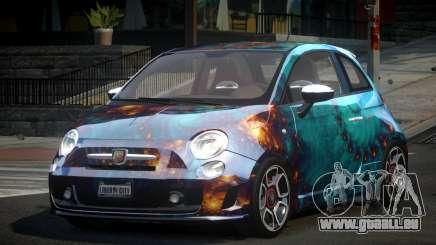 Fiat Abarth U-Style S2 pour GTA 4