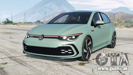Volkswagen Golf GTI (Mk8) 2020〡add-oᵰ pour GTA 5