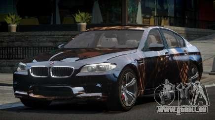 BMW M5 F10 US L6 pour GTA 4