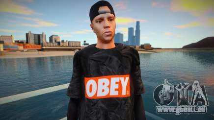 SWAG OBEY style pour GTA San Andreas