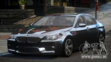 BMW M5 F10 GST V1.0 pour GTA 4
