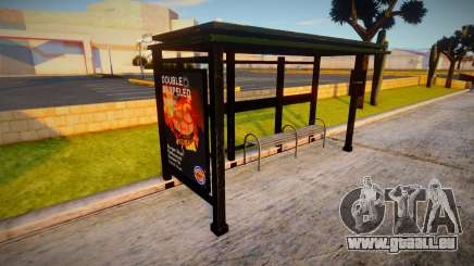 Improved Bus Stop pour GTA San Andreas