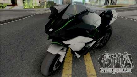 Kawasaki Ninja H2R [Fixed] pour GTA San Andreas