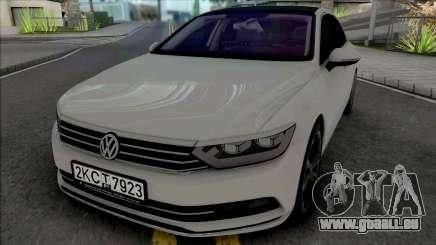 Volkswagen Passat B8 2016 pour GTA San Andreas