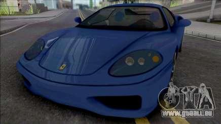 Ferrari 360 Modena [IVF] für GTA San Andreas