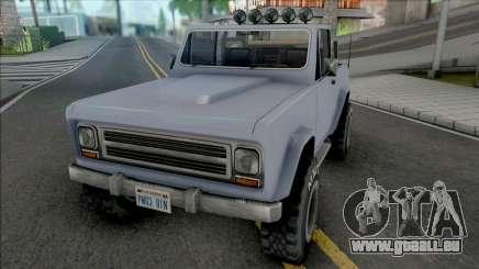 Vapid Coyote [SA Style] für GTA San Andreas