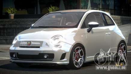Fiat Abarth U-Style pour GTA 4