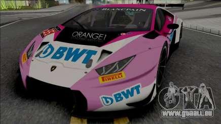 Lamborghini Huracan GT3 [HQ] pour GTA San Andreas