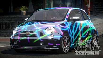 Fiat Abarth U-Style S10 pour GTA 4