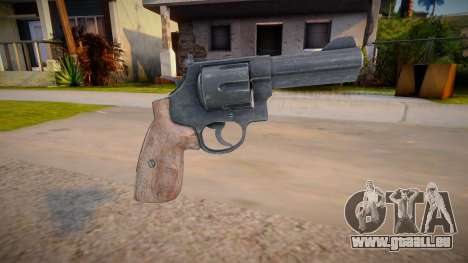 RE2: Remake - Brian Irons S&W 329PD pour GTA San Andreas