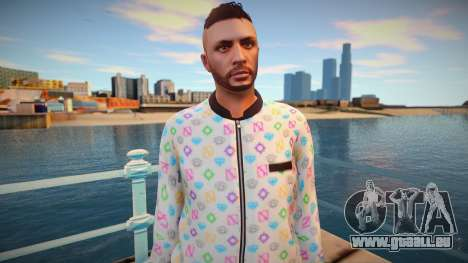 Guy 25 from GTA Online pour GTA San Andreas