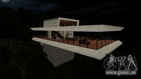Le refuge des collines pour GTA San Andreas
