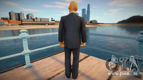 Hitman Model pour GTA San Andreas