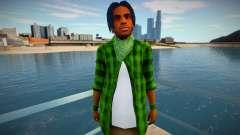 Fam2 v2 pour GTA San Andreas