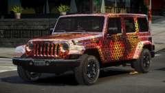 Jeep Wrangler PSI-U S8