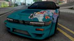 Nissan Silvia S13 Rocket Bunny Alep Garage