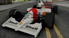McLaren MP4-6 Ayrton Senna (Formula 1)
